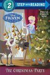 Frozen Christmas 2014 ElsaSven