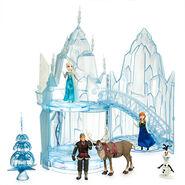 Frozen Elsa's Ice Palace Playset