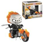 Ghost Rider with Motorcycle POP