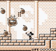 Mickey vs fireball