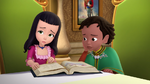 Princess Vivian & Prince Khalid could make a Whale song Translator