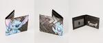 Swirly and Stitch bifold wallet