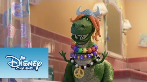"Toy Story Toons- Short Film Pixar ""Fiesta Saurus Rex"""