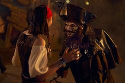 Treasure Cove Ghost Pirates