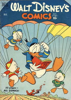 Walt Disney's Comics and Stories 126