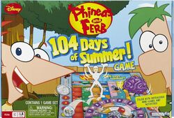 104 Days Of Summer Board Game