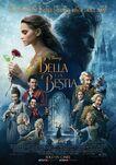 2° poster La Bella y la Bestia