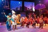 Aladdin (remake) on Ice