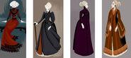 Alternate Mother Gothel Concepts