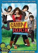 Camp Rock DVD