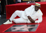 Cedric the Entertainer Walk of Fame