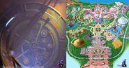 Circular door The Nightmare Experiment