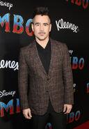 Colin Farrell Dumbo premiere