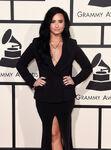 Demi Lovato 58th Grammys