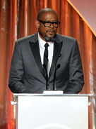 Forest Whitaker 25th PGA