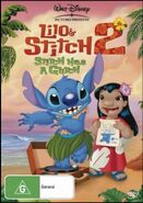 Lilo and Stitch 2 2005 AUS DVD