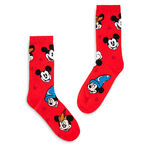 Mickey Mouse ''Through the Years'' Socks for Adults