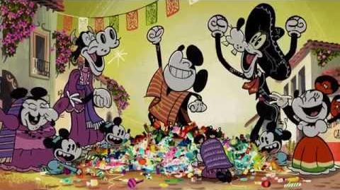 Mickey Mouse Fijne Verjaardag Disney NL