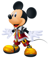 Mickey Mouse KH
