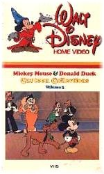 Mickey Mouse and Donald Duck Cartoon Collections Volume 2