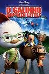 O Galinho Chicken Little - Pôster Nacional