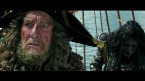 Piratas do Caribe A Vingança de Salazar - Spot Estendido
