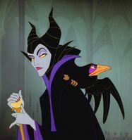 Profile Maleficent Sleeping Beauty (1959)