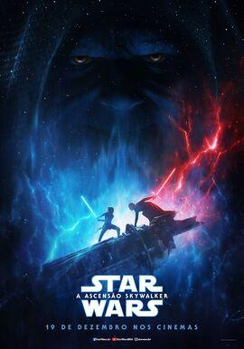 SW - A Ascensão Skywalker - Novo Pôster