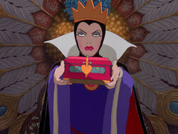 The Evil Queen Snow White Quotes