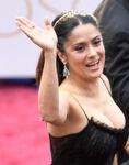 Salma Hayek 89th Oscars