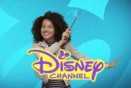 Sofia Wylie Disney Channel Wand ID