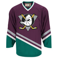 The Mighty Ducks team outfits 1