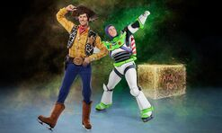 Woody and Buzz Search Party