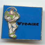 Wyoming Pin