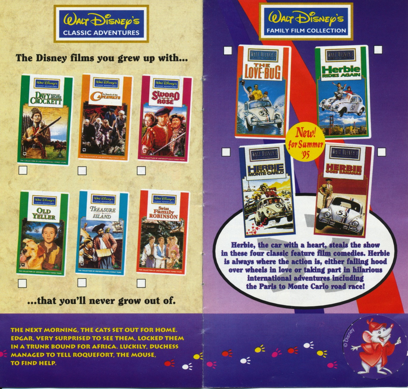 Heres What Your Disney VHS Tapes Are Really Worth Heres What Your Disney VHS Tapes Are Really Worth new pictures