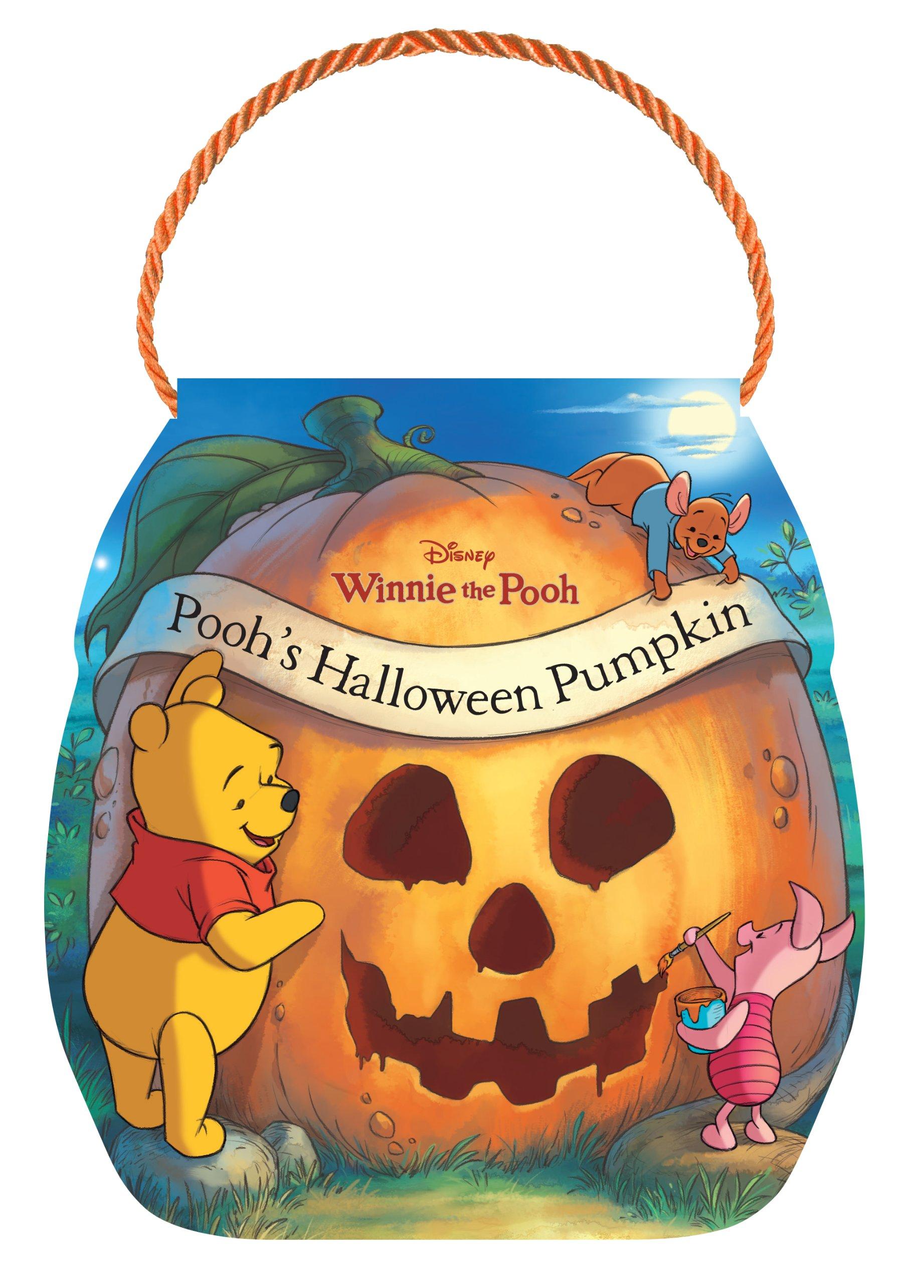 Pooh's Halloween Pumpkin | Disney Wiki | FANDOM powered by Wikia