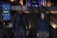 Agents of S.H.I.E.L.D. - 6x07 - Toldja - Photography - Mack and Yo-Yo