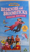 Bedknobs And Broomsticks (1998 UK VHS)