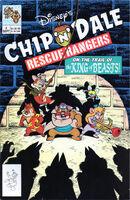 CnDRR comic book issue 4
