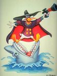 Darkwing Duck keyart 3