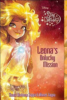 Disney's Star Darlings - Leona's Unlucky Mission - Book Cover