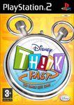 DisneyTHINKFast PS2