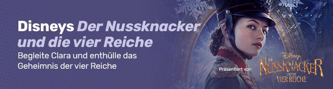 Disney Nussknacker Header