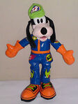 Goofy in body suit