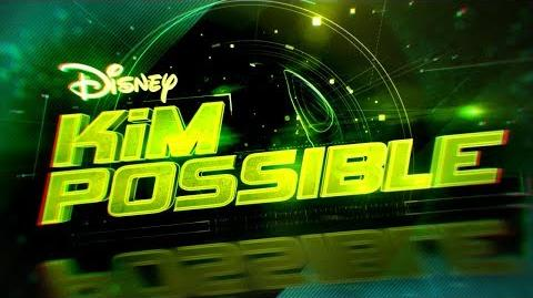 Kim Possible Teaser Disney Channel
