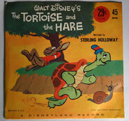 M702-Walt-Disney-Little-Gem-45-Record-The