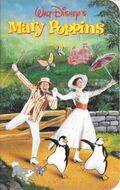Mary Poppins 1988 VHS