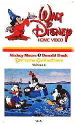 Mickey Mouse and Donald Duck Cartoon Collections Volume 3