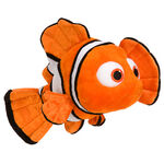 Mini Bean Bag Nemo Plush Toy -- 9'' L