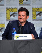 Orlando Bloom SDCC19